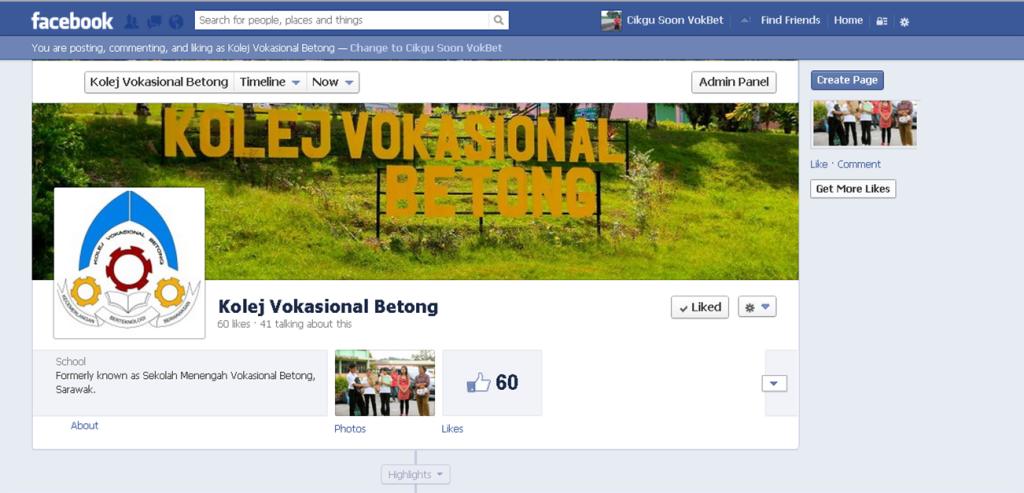 KVB facebook